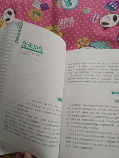 正版我的智慧成语世界(全2册)中国成语大会授权各类成语故事大全 接力出版社 晒单图
