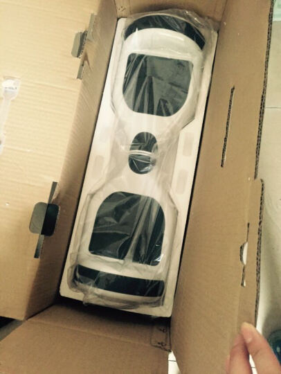 SJF 成人智能双轮电动平衡车思维车体感车独轮车代步车迷你自平衡车火星车儿童扭扭车两轮2轮 N3白色旗舰版(6.5寸+蓝牙+礼包) 晒单图