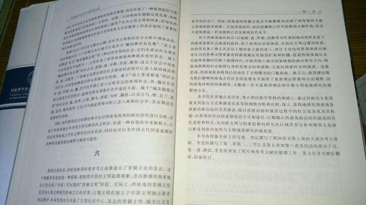 西南酋邦社会与中国早期文明 晒单图