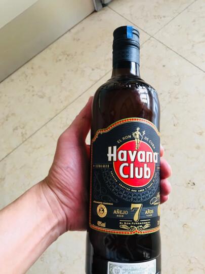 酒牧旗舰店 哈瓦纳(Havana)哈瓦那俱乐部朗姆酒 古巴原装进口洋酒烈酒基酒 一瓶一码 7年朗姆酒 700ml 晒单图