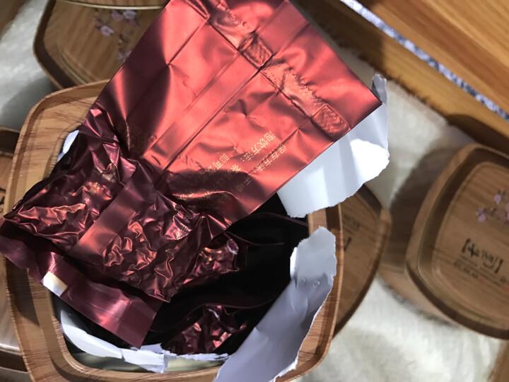 【满2件7.5折】 2018新茶印象堂茶叶铁观音500g 健康乌龙茶浓香铁观音礼盒装 晒单图