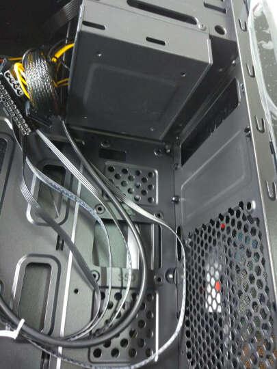 AOC S651/D 黑色 Mini机箱(原生USB3.0/支持M-ATX主板/专用散热侧透板/支持长显卡) 晒单图