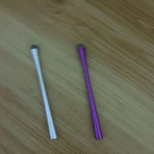 CROSS LINE手写笔 苹果ipad三星小米电容笔  高精度纳米触控笔游戏手写笔 黑色 晒单图