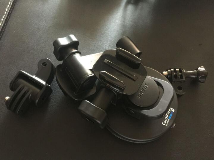 GoPro 强力车载吸盘支架配件 晒单图