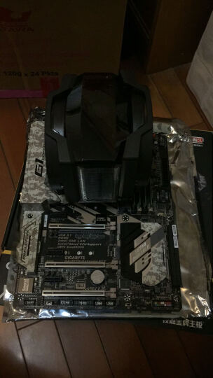 技嘉(GIGABYTE)X170-EXTREME ECC 主板 (Intel C236/LGA 1151) 晒单图