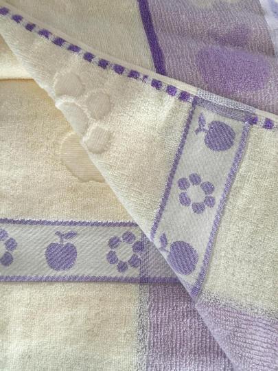 万雨家纺  全棉毛巾被 空调被三层纱布毯子纯棉单双人午睡空调盖毯自营学生卡通毯 韩国鱼-红色 150X200CM 晒单图