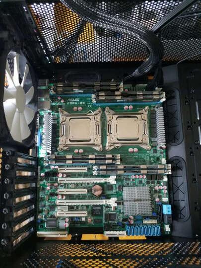 华硕(ASUS)Z9PA-D8 主板 双CPU双千兆网口 服务器/存储/游戏/多屏拼接 晒单图