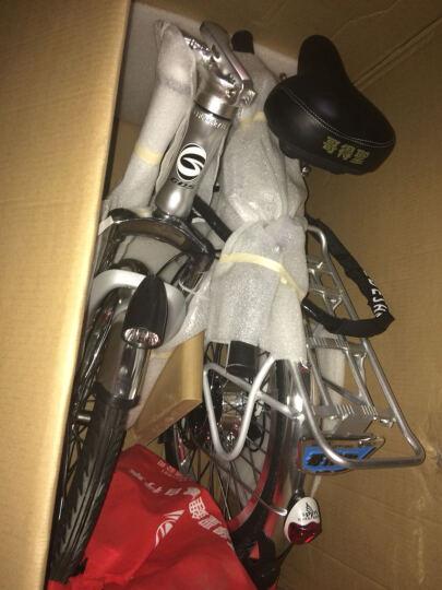 正步(ZB) 折叠电动车自行车16/20寸锂电池电动单车代驾成人助力小型迷你电瓶车 小悠16寸至尊版拍下留言颜色 晒单图