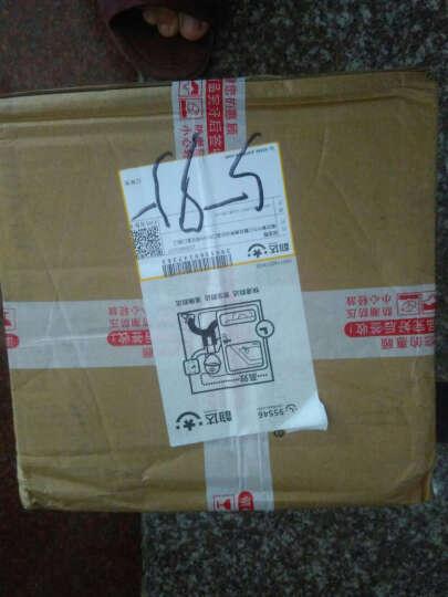 永冠 印字胶警示语胶带封箱胶带包装封箱胶带 一箱36卷 红色 晒单图