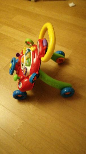 伟易达Vtech 小斑马多功能 儿童玩具手推滑板车 儿童学步车踏行车 宝宝扭扭车带音乐 晒单图
