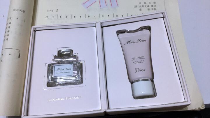 迪奥(Dior) 克里斯汀 迪奥小姐 花漾香水 身体乳 套装 克里斯汀 迪奥小姐 花漾香水 香体乳 套装 晒单图
