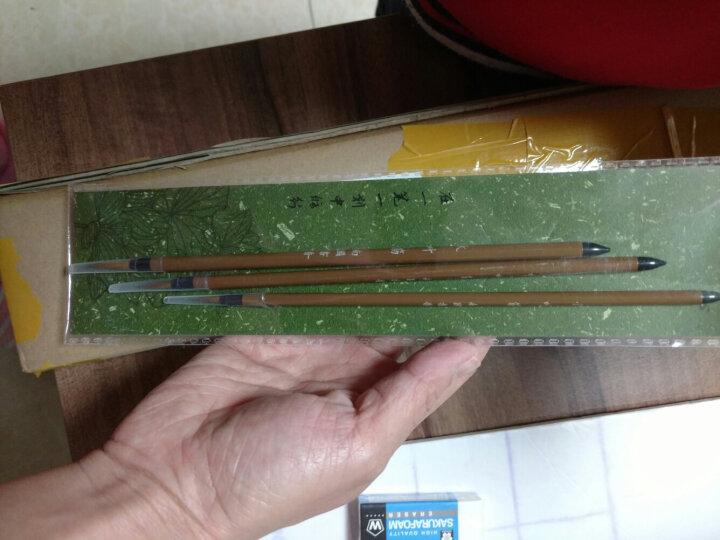 齐心(COMIX)带金属保护套18mm美工刀 大号壁纸刀 颜色随机 办公文具B2802 晒单图