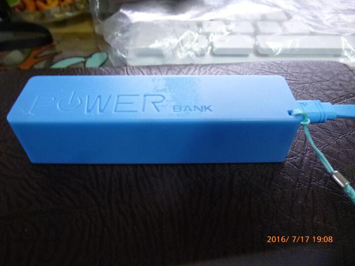 锐明 SJ023-0100 Micro USB数据线/充电线/连接线 安卓电源线 适于三星/小米/魅族/索尼/HTC/华为 蓝色 1米 晒单图