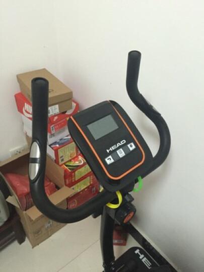 海德(HEAD) 家用超静音磁控健身车 室内动感单车 宝石蓝 晒单图