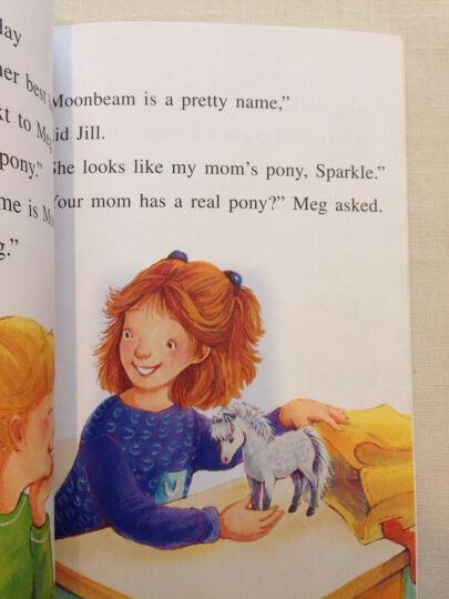 Pony Scouts: Pony Crazy (I Can Read, Level 2)  小马童子军:疯狂的小马   晒单图