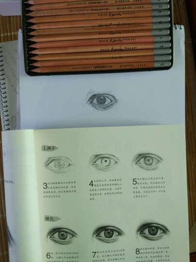 15天学会素描——人物篇 晒单图