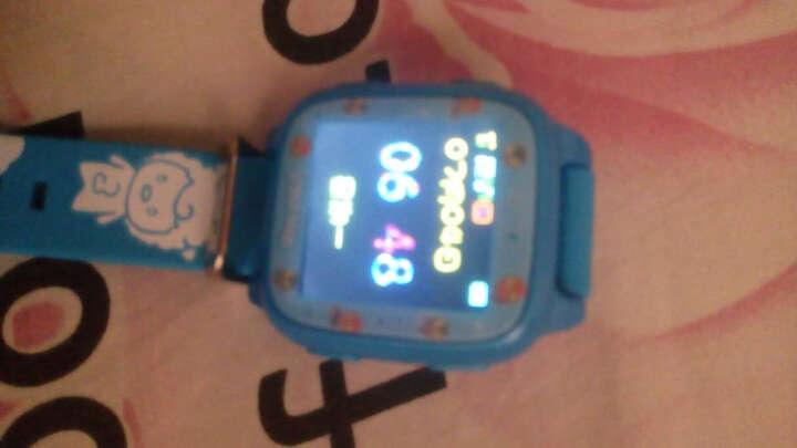 爱贝多 i8儿童电话手表定位小学生男孩女生儿童微信防水智能防丢手环手表手机 粉色 基础版  按键版+生活防水+ 4重精准定位 晒单图