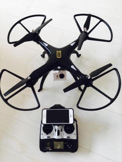 双GPS小4K航拍版大型专业高清无人机航拍器儿童遥控飞机玩具四轴飞行器航模 黑色单电-气压定高-无航拍版 晒单图
