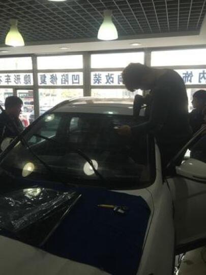 汉高(Henkel) 德国车膜 汽车玻璃贴膜 全车太阳 防爆隔热膜 陶瓷膜 全国包施工 前挡AR80透光型 晒单图