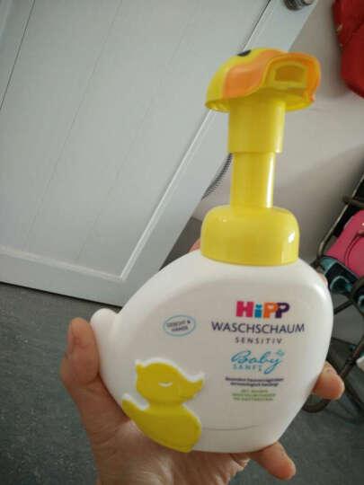 【全球购】德国进口喜宝Hipp宝宝洗发水沐浴露 小鸭子泡泡洗手洗脸液250ML 晒单图
