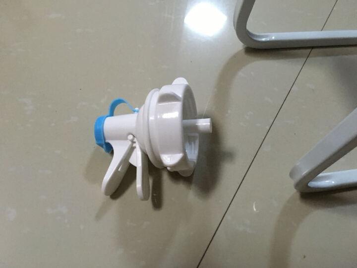 斌俊 桶装水架子 压水器倒置饮水器 纯净水桶支架简易饮水支架 多款选择 升级款 可拆台式钢架(白色) 晒单图