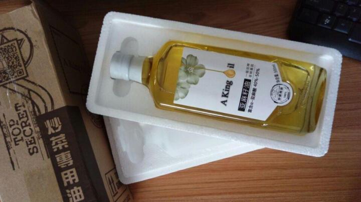 AK亚麻籽油500ml   月子油  炒菜用油  一级物理压榨 亚麻油食用油 晒单图