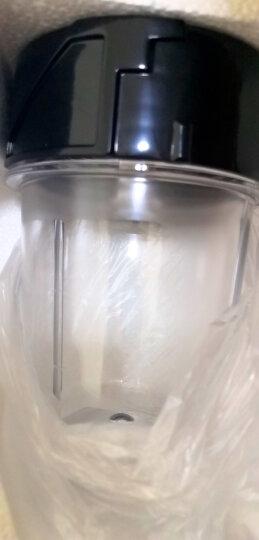 美的(Midea)破壁机多功能料理机 搅拌研磨机 榨汁机 家用辅食机 绞肉机WBL80Y21 晒单图