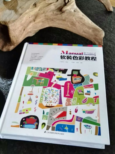 软装色彩教程+软装设计教程套装书籍 严建中室内软装设计素材教程配色书籍 晒单图