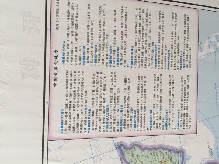 中短途自驾出行专用地图系列:北京、天津、河北、山西、山东交通地图(2016年新版) 晒单图
