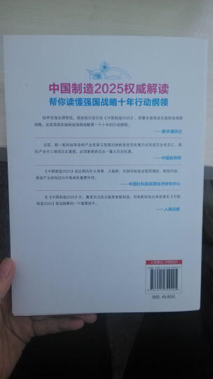 国家大战略 : 从德国工业4.0到中国制造2025 晒单图
