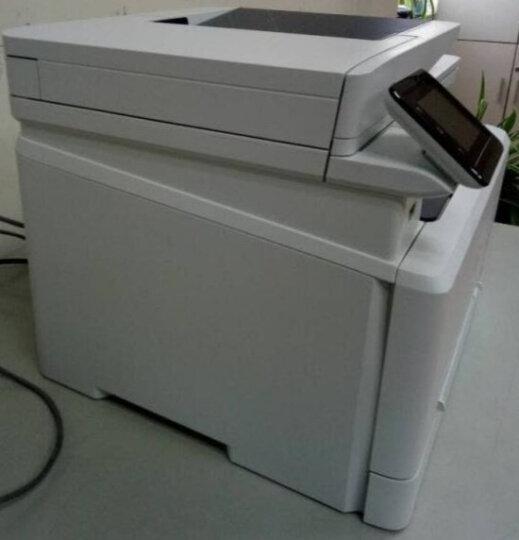 惠普(HP)打印机M281fdw/180n/181fw/179fnw A4彩色激光打印复印扫描一体机 m180n(不带传真+有线网络-代替176n) 晒单图