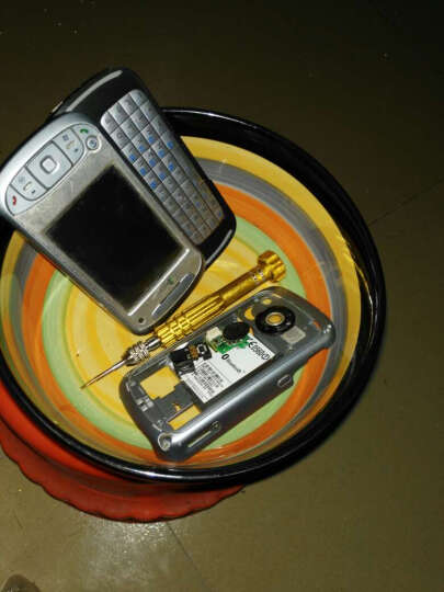 IT-CEO Z0LSD-15 手机平板电脑拆机工具套装 T5T6六角 十字一字五角螺丝刀 金色 晒单图