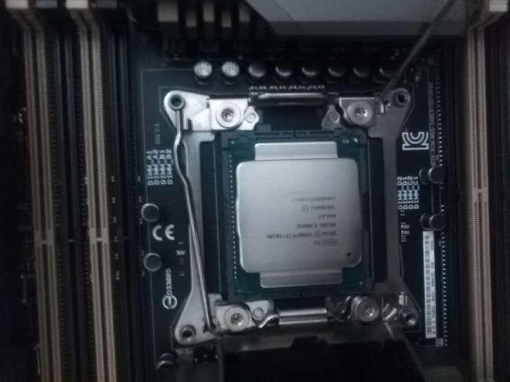 英特尔(Intel)Extreme系列 酷睿六核i7-5820K 2011-V3接口 盒装CPU处理器 晒单图
