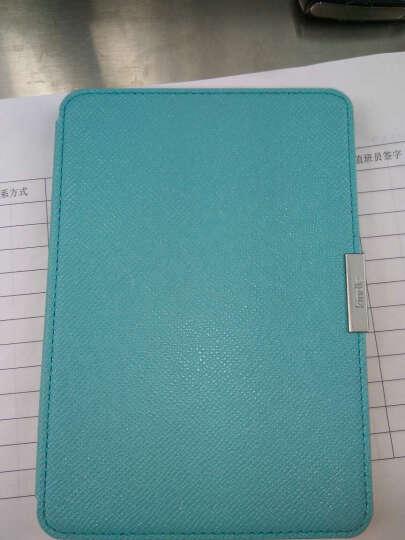 雷麦 全系列kindle电子书阅读器专用保护皮套 适用于899/958电子书保护套 899/958款 大十字纹 天蓝 晒单图