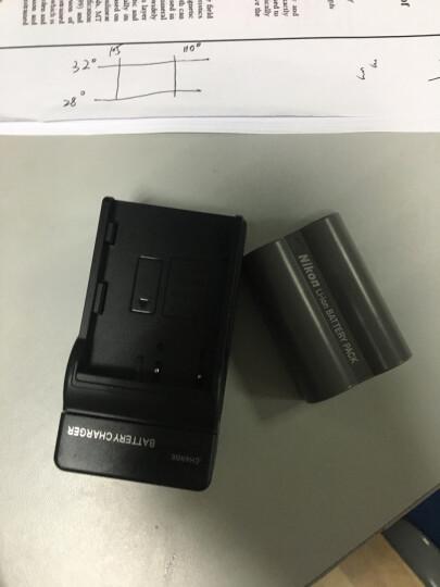 雷摄LEISE EN-EL3E电池+充电器(两电一充)套装/尼康D50 D70S D80 D90 D700 D200 D300s (新老包装随机发货) 晒单图