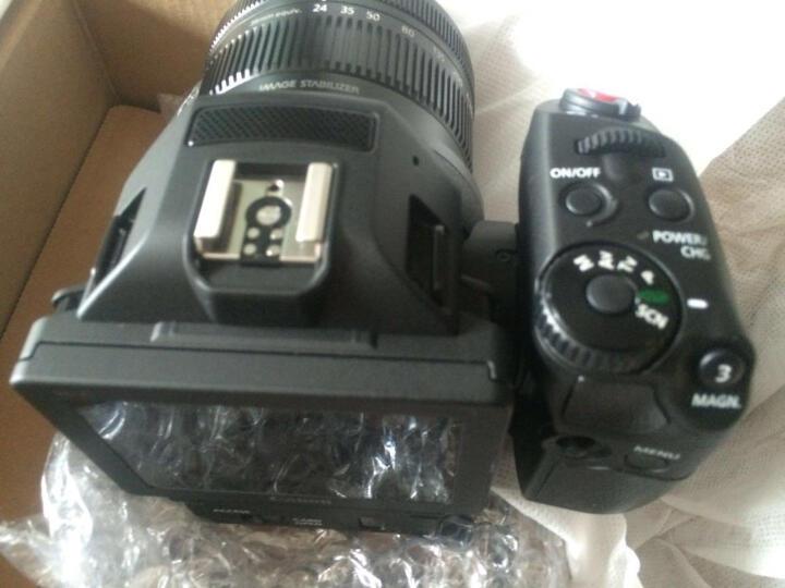 Canon/佳能 XC10 4K新概念摄像机专业摄像机  晒单图