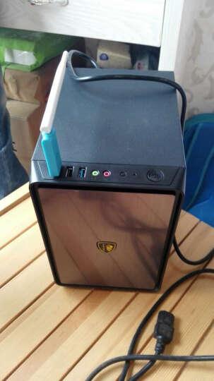 华志硕 J1800双核J1900四核 固态硬盘/MINI家用 组装电脑主机/DIY组装机 可选造型-客厅小方盒 独显游戏方案 晒单图