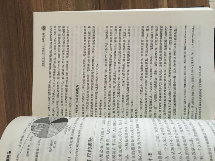 中国文化企业品牌案例 晒单图