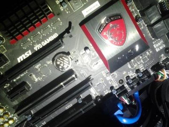 微星(MSI) 970 GAMING主板 (AMD 970/AM3+) 晒单图