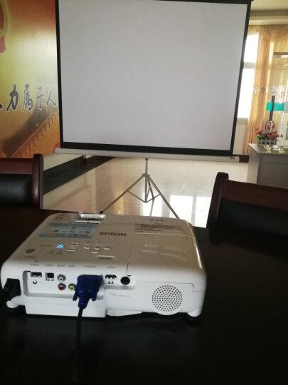 爱普生(EPSON)CB-X05 投影仪 投影机办公(标清 3300流明 支持左右梯形校正 自动搜索信号) 晒单图