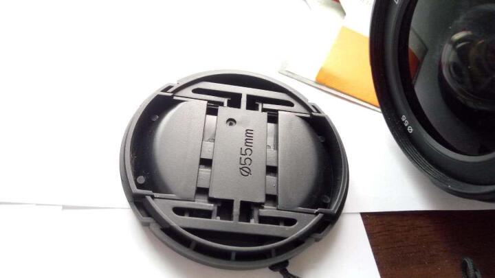 爱博图(Ableto) 索尼A900 A580 A550 A850 A230相机镜头盖55 相机盖  保护盖 镜头前盖 82mm 晒单图