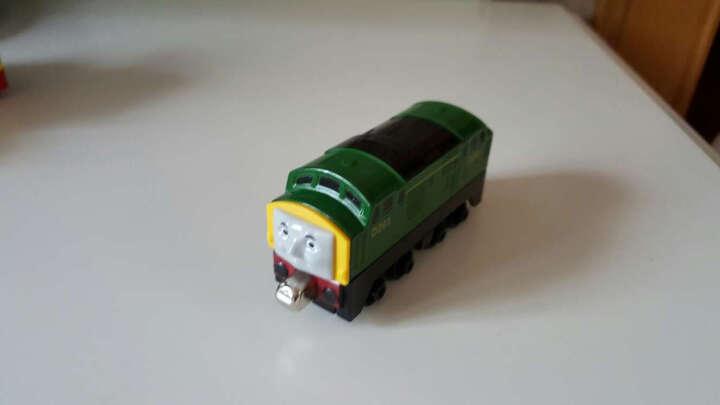 托马斯小火车套装合金模型玩具儿童轨道火车车模模型磁性小火车 卡拉斯 晒单图