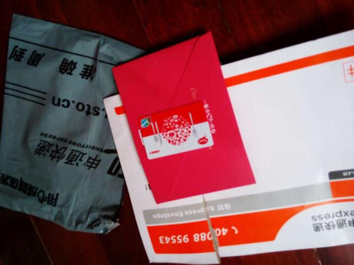 【KFC】百胜肯德基代万圣节主题礼品卡现金券 美食卡实体卡 100面值-小恶魔哆啦A  晒单图
