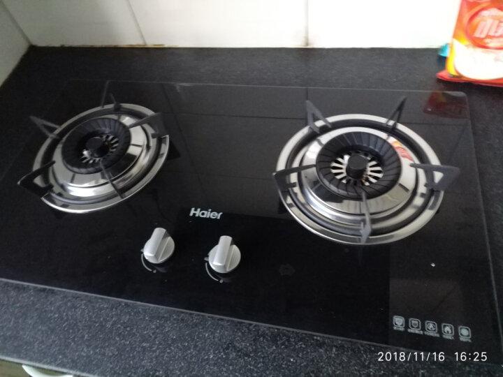 海尔(Haier)18大吸力 不沾油涂层 欧式抽油烟机E900T2 晒单图