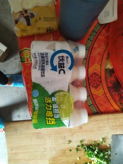 蒙牛 优益C 海盐柠檬味 340ml*4 活菌型乳酸菌乳饮品 晒单图