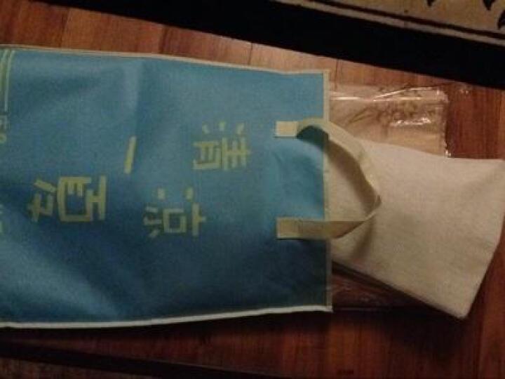 【赠防滑垫】晶玺 凉席三件套可水洗花边冰丝席子 海洋记忆(5.4斤) 2.5*2.5米 晒单图
