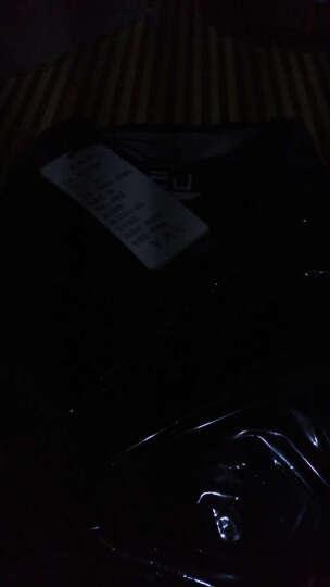 男士运动紧身衣短袖弹力T恤长袖修身速干透气上衣 篮球打底衫训练服跑步健身保暖背心压缩衣春秋 Y3103无袖-红色 S码 晒单图