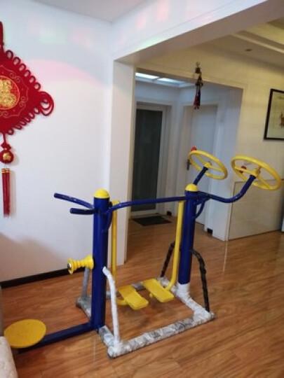 博森特 室外健身器材套餐七件套 户外小区公园广场社区老年人运动健身器材体育用品7件套 五件套 晒单图