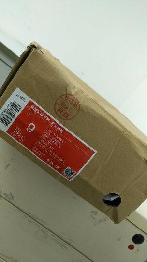 安踏足球鞋 专业胶质碎丁室内外草地运动鞋 郑智推荐 安踏安踏 (AG短钉)-钢灰 8.5(欧码42) 晒单图