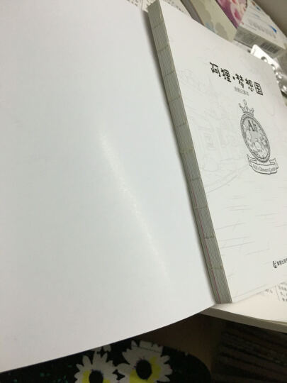 阿狸·梦想国 涂鸦记事本 晒单图